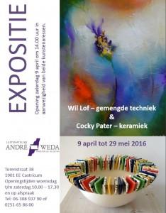 expositie-Cocky Pater
