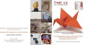T*ART 2.0 uitnodiging 2018
